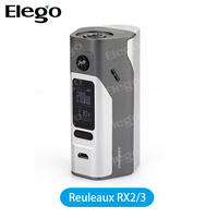 Alibaba Express Upgraded Wismec RX2/3 Box Mod Hottest Selling Reuleaux RX2/3