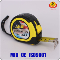 100% New Abs Tape measure/0.11mm blade thickness steel Measuring tape