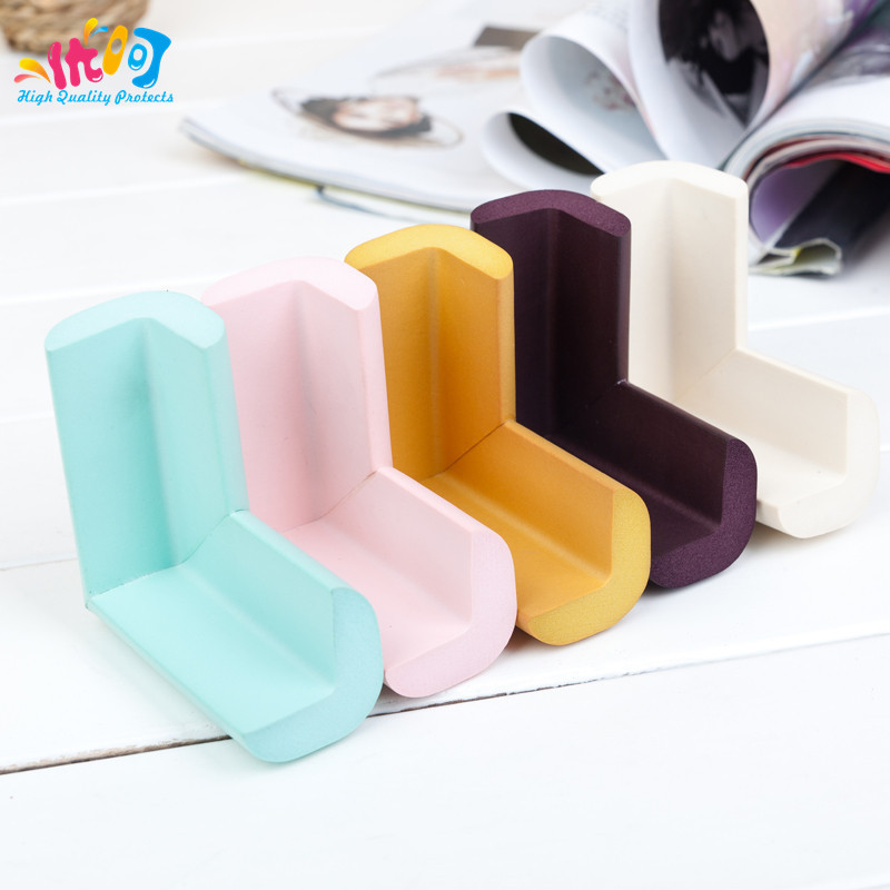 table edge guard. get quotations · 8pcs / bag soft baby safe corner protector kids table desk guard children safety edge