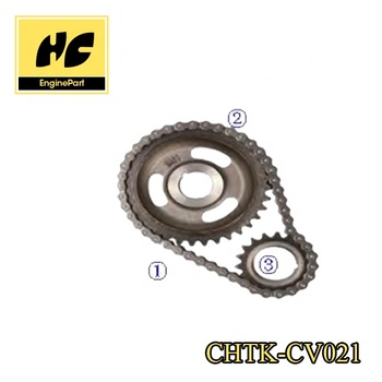 Timing Kit Used For Chevrolet 62 C J379diesel V8 93 82