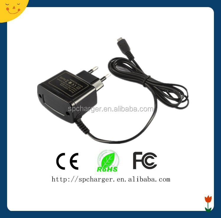 n70 charger travel charger with cable in China manufacturer with CE