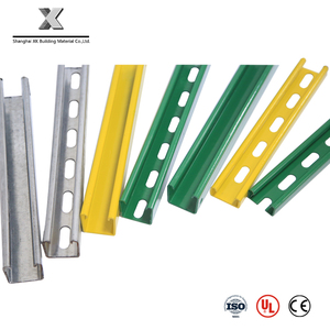 Galvanized Steel Strut Channel Support Ceiling C Channel