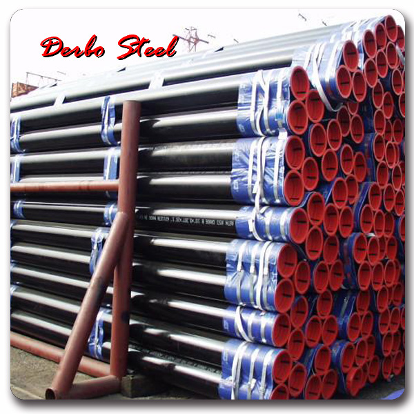 Best Sale Varnish/PE coating / Paint A53 / API5L Gr.B ERW steel pipes