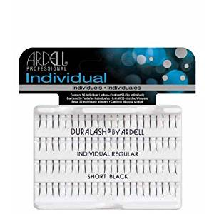 90067c361b6 Get Quotations · Ardell Regular Individual Lash, Black, Short by Ardell