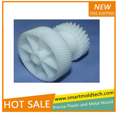 plastic customized nylon wheel parts gear,plastic gear, ring gear with injection mold