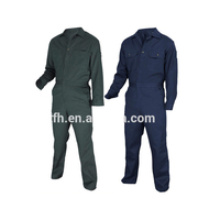 Blue and Black cheap Suits Work Uniforms Overalls