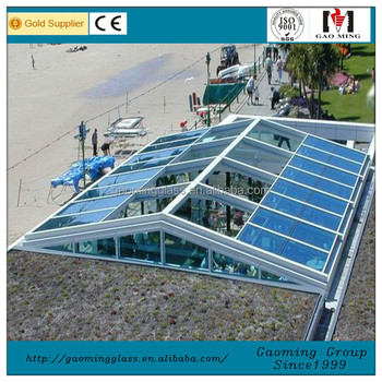Aluminium Profile Glass Roof For House 4818 Buy