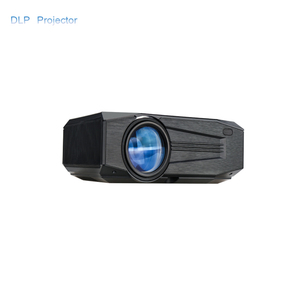 High quality high lumen stereo dlp android projector