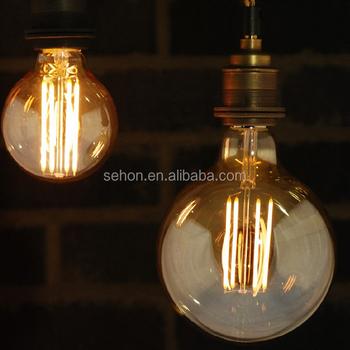 D'ampoule De Ul Ampoule Filament Led 12 8 Dimmable 12 Ambre E27 V Edison Lampe W Buy G125 E2D9IYWH
