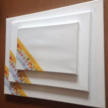 Blank Stretched Canvas Panel - Buy Blank Stretched Canvas,Stretched ...