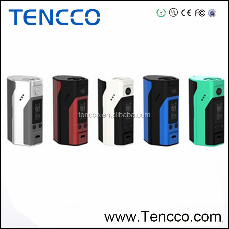 TENCCO Best E Cigarettes Upgradeable Firmware 200W WISMEC Reuleaux RX200S