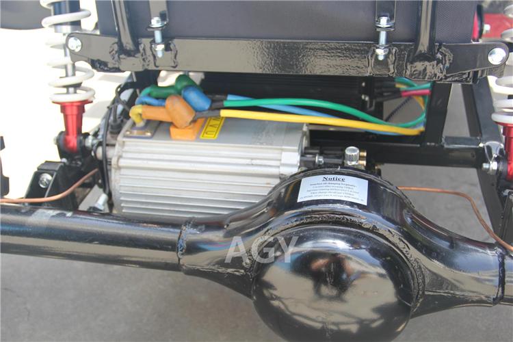 AGY ad alta potenza 5000 w elettrico utv