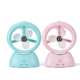Factory summer humidifier electric desk air cooler portable usb mini misting fan