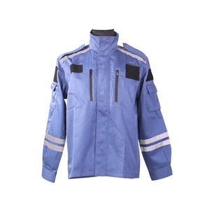 Flame resistant uniforms construction men oem workwear