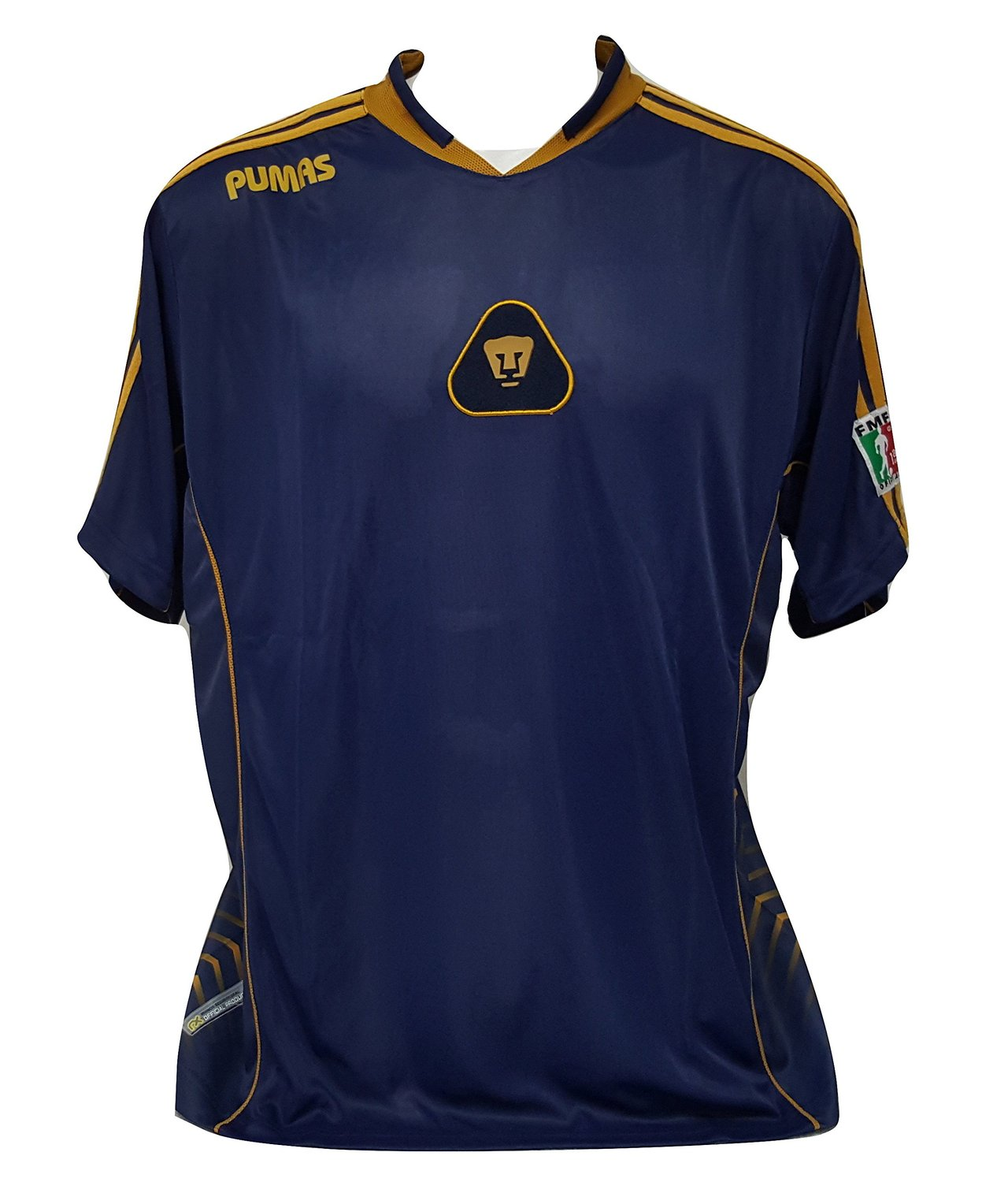 wholesale dealer c9f89 2baa0 Get Quotations · Pumas de la UNAM Men s Soccer Jersey Size Large
