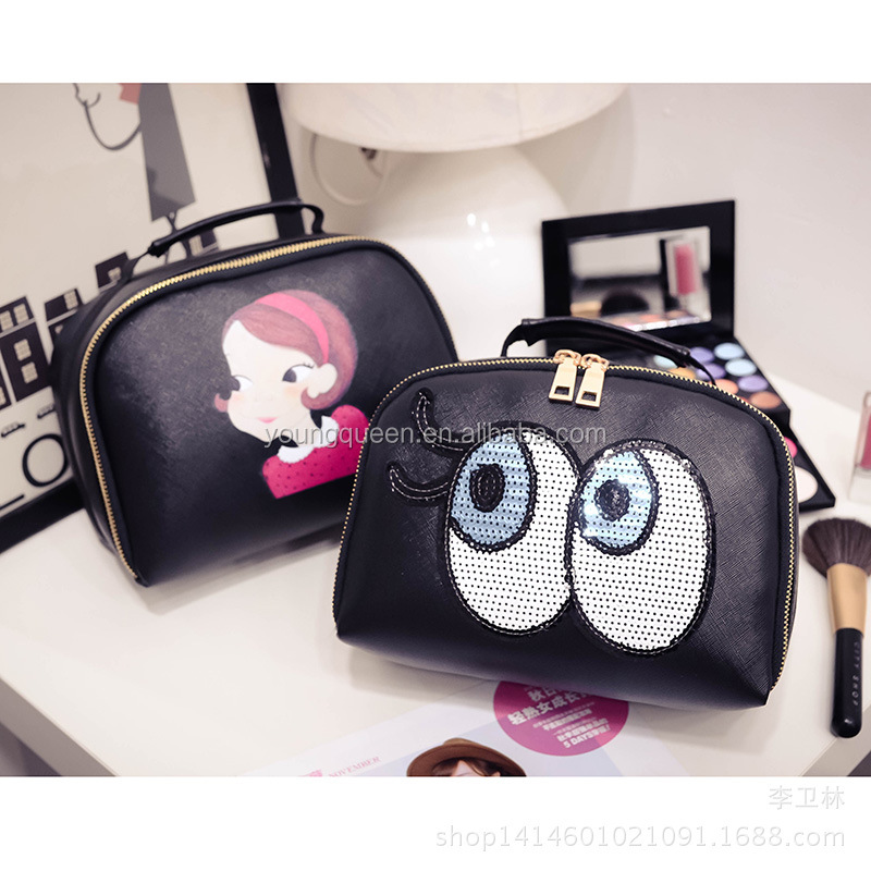 ZW114 cosmetic bag lady bags containing a travel bag portable washing water