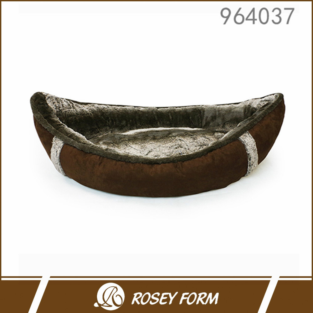 High quality and luxury America style boat of Rosey form pet bed for big <strong>dog</strong>