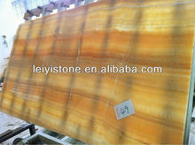 chinese natural yellow agate honey onyx marble stone slabs for floor and wall tiles, stairs, countertop, vanity top