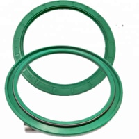Rubber Color green FKM oil seals O ring kit For engine Oil Seal Repair sealing Kit Material fpm High temperature stand