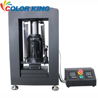 2016 hydraulic rosin press machine high quality leather logo embossed hot stamping machine