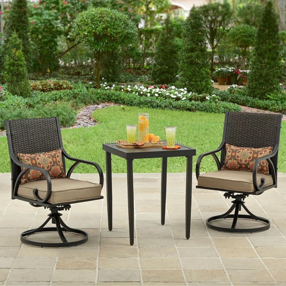Venta Al Por Mayor Muebles De Jardin Modernos Hierro Compre Online  # Muebles De Jardin Wicker