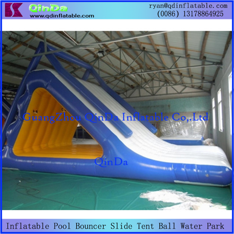 Water Slides For Pools Or Lakes