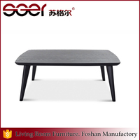 Small size wooden furniture living room tea table