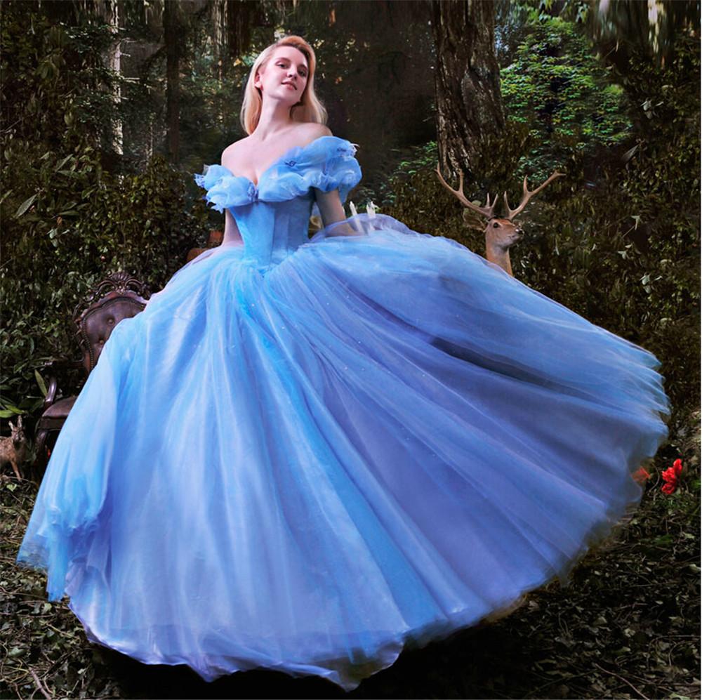 Cinderella Style Wedding Gowns: MANSA Cinderella Wedding Dress Adult Cinderella Costumes