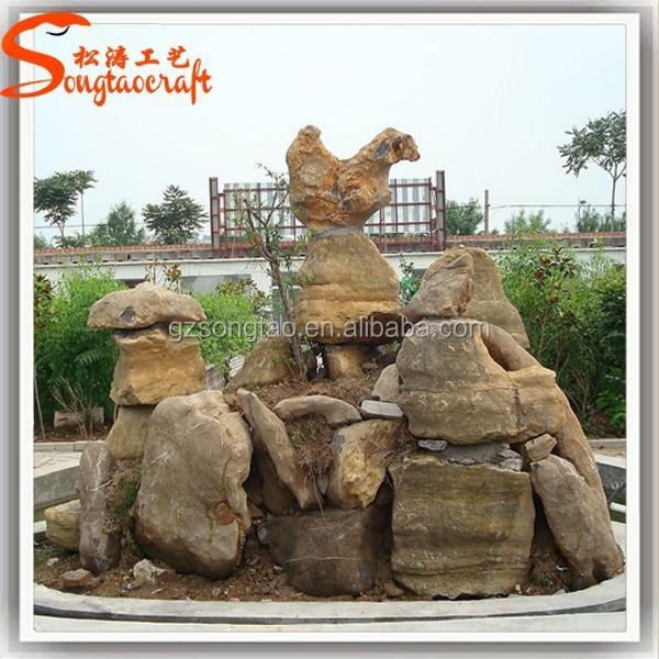 Made in fabbrica fontane a muro decorativi paesaggio cascate e ...