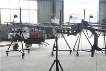 Manufacturers-crane jib Professional 10m2-axis dutch head triangle jib video camera crane for film shooting