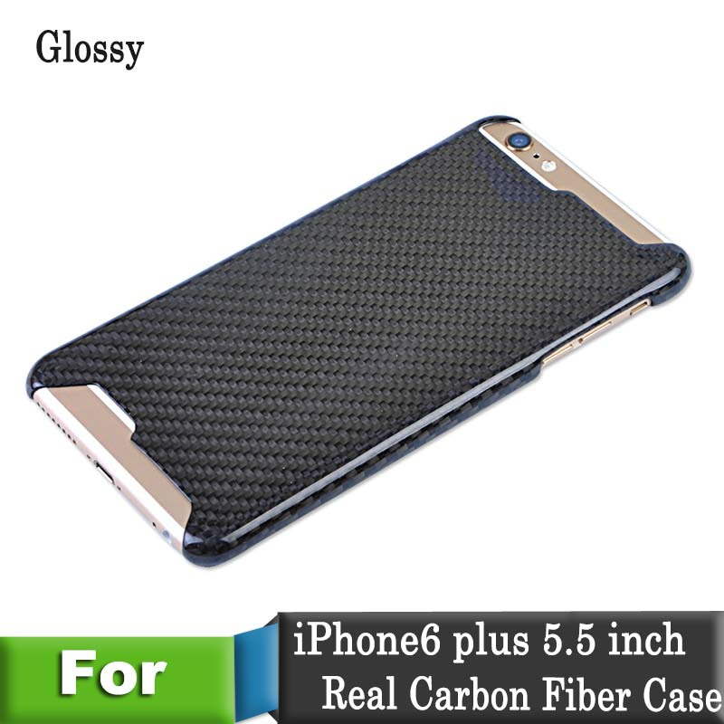Real Carbon Fiber Case Iphone  Plus