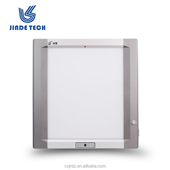 75684a842 Jinde tecnología JD-01AIII llevó espectador de película de rayos X del  Hospital espectador planta