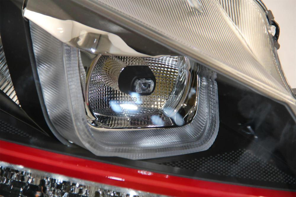 win power led headlight for volkswagen golf mk7 gti led. Black Bedroom Furniture Sets. Home Design Ideas