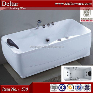 Apron bathtub nice sides, japanese bathtub hot sale, thermostatv with deck on shower faucet white bathtub