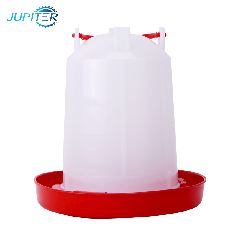 Automatic poultry plastic chicken drinker for farm