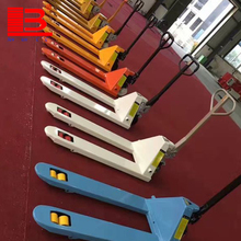2.5ton Durable rough terrain hydraulic pallet truck