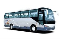 Yutong bus 10m ZK6107HA large buses price of a new coach
