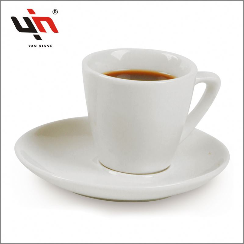 Coffee cup Super White Ceramic Mug Promotional Factory sale Yanxiang porcelain