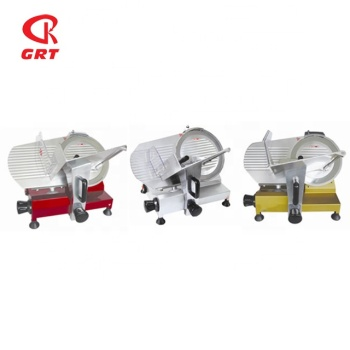 12'' Blade Colorful Industrial Cooks Chicken Meat Slicer GRT-MS300A