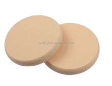 PU pad foam polyester cosmetic cotton pad with nars tokyo