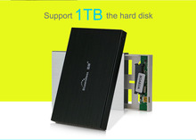 Aluminum Case USB 2.0 to SATA 2.5″ hdd case hdd high speed storage disk box