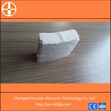 china white high temperature insulation corundum brick