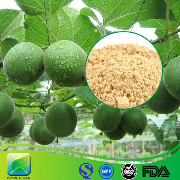High Purity Mogrosides Luo Han Guo,ext. tian guo from Chinese Monk Fruit