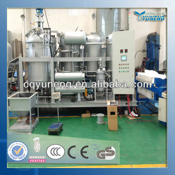 Used motor oil cleaning machine brake oil recycling for Used motor oil recycling equipment