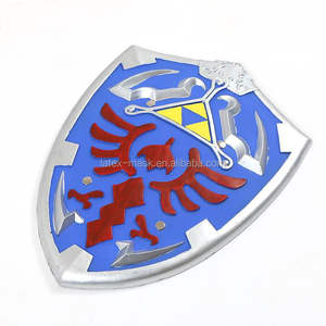 The Legend of Zelda shield captain america shield PU foam Children cosplay toys