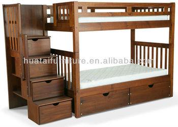 Etagenbett Junge Und Mädchen : Flexible solide kiefernholz kinder etagenbett stabile jungen oder