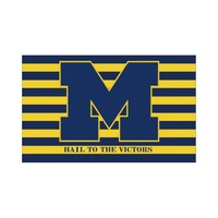 Custom Michigan Wolverines Flag 3*5ft Flag