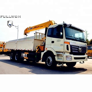 China supplier 10 Tons mobile crane with best service