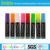 Crafty Croc Chalk Markers Jumbo 8 Pack Neon Plus Earth Colors 15mm Safe for Kids, Artists, Crafters, Teachers - Satisfaction