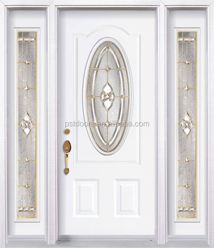 2 Panel (arch Top) Hollow Metal Door